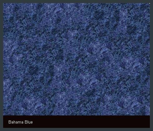 Bahama Blue Indian Granite