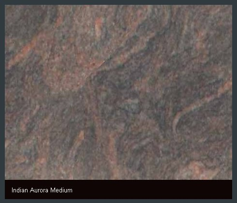 Indian Aurora Medium Indian Granite