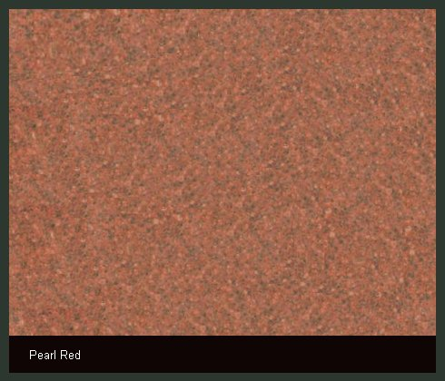 Red Pearl Indian Granite