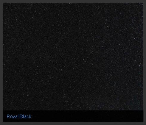 Royal Black Indian Granite