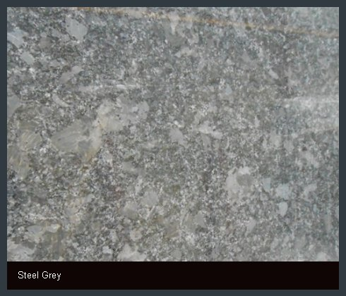 Steel Grey Indian Granite