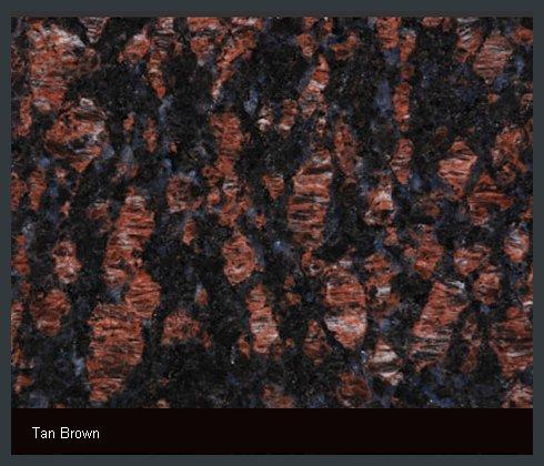 Tan Brown Indian Granite