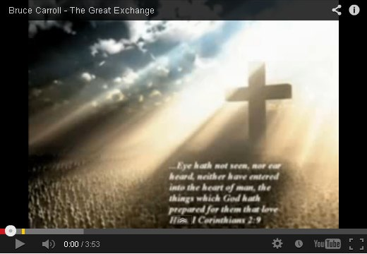 The Great Exchange by Bruce Carroll on Youtube